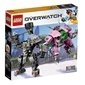Lego LEGO Overwatch D.Va-Reinhardt Renkli
